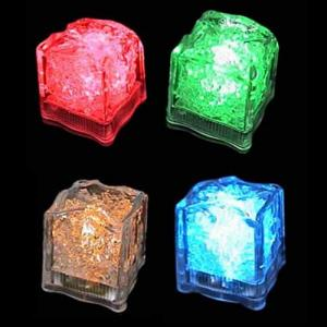 China flashing ice cube,led ice cube,flashing toys,led toys,wine ice cube on sale