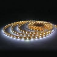 China SMD LED Fexible ribbon Strip lights , Red, Yellow, Blue, Green, White, Warm White on sale