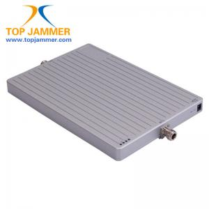 China 65dB 900 1800 2100MHz Triple Mobile Signal Booster Amplifier,GSM DCS 3G Triband Repeater on sale