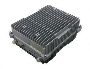 China Cellular GSM Fiber Optic Repeater Suburban District  For Voice Outdoor 20W 900MHz on sale