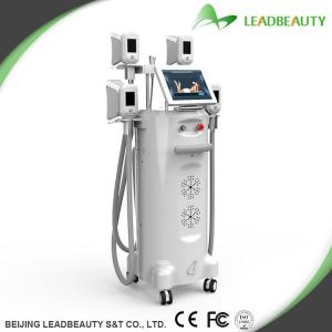 China 4 handle body weight lost slimming fact freeze cryolipolysis machine on sale
