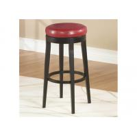 Commercial Grade Bar Stools Solid Wood Leather 3 Years Warranty