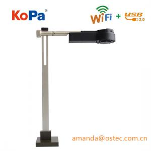 China Educational/School electronics -WiFi Document scanner work with iOS/ Android/ tablet/PC on sale