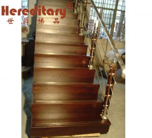 China Stainless Steel Staircase for House (SJ-802) on sale