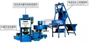 China Automatic Terrazzo Floor Tile Production Line on sale