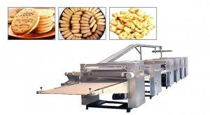 China What are the advantages of Automatic Biscuit Production Line? on sale