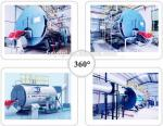 12 bar 15 ton 10 ton Lpg gas Fired steam boiler for food factory,textile factory