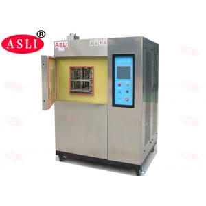 China -40℃to 200℃ Air to Air  High Efficiently 3 ozone Test Chambers Climatic Thermal Shock Environmental Chamber on sale