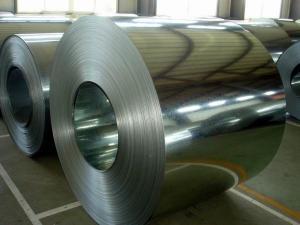 China Bobinas galvanizadas mergulhadas quentes do aço F12 para congeladores industriais on sale