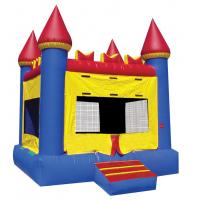 Rocket theme Castle Combo , Commercial Bouncers, Party Jumpers, Rental Castles Inflatables