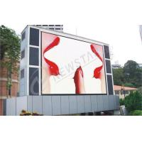 High Definition SMD3535 P6mm Billboard LED Display Screen For Highway