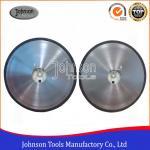 hojas de sierra continuas de la baldosa cerámica del borde del enlace de la resina de 300 milímetros de diámetro diámetro interior de 60 milímetros