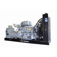 China Standby Power 1250Kva Perkins Diesel Power Generator With Engine 4012-46TWG2A on sale