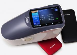China Precise Plastics 3nh Spectrophotometer Hardware Color Spectrum Analyzer on sale