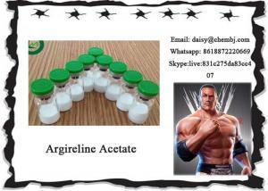 China Anti wrinkle Peptide Powder Argireline Acetate For Skin Beauty , Cas 616204-22-9 on sale