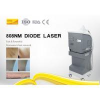 High Safety 808nm Diode Laser , Salon Laser Hair Removal Machine Big Spot Size 12mm*12mm