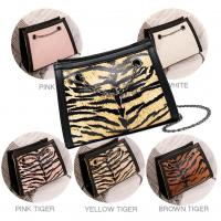 WHOLESALES Leather Clutch Cheap Tote Bag Chain Handle Good Design Handbag Cheap Cost For your Promotion Marketing