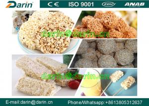 China CE ISO9001 Cereal bar forming machine / rice cake making machine on sale