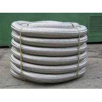 China DN20 a ridé le tuyau de métal flexible de tube d'acier inoxydable on sale