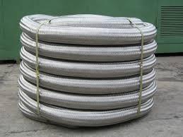 China Mangueira de aço inoxidável ondulada do metal flexível do tubo DN20 on sale