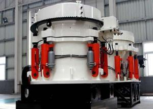 China Smart Chamber Mining Cone Crusher Machine For Cobble Crushing Under 350 Mpa Pressure Resistance on sale