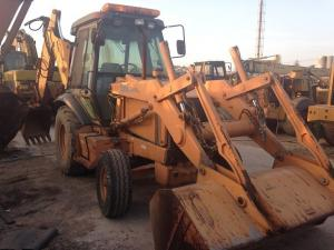 China used backhoe case backhoe 580L on sale