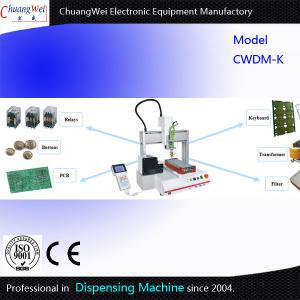 China Bench Automated Dispensing Machines For PCB Assembly And Electronics on sale