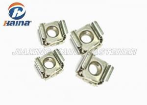 China High Intensity M5 Server Rack Cage Nuts , Stainless Steel Square Cage Nut on sale