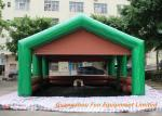 China Rodeo Bull Games Inflatable Air Tent With Water Proof And Fire Resistance Material wholesale