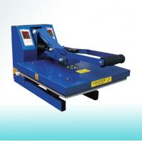 China Manual digital heat press machine, t-shirt heat press machine on sale