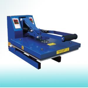 China Machine numérique manuelle de presse de la chaleur, machine de presse de la chaleur de T-shirt on sale
