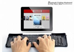 China Promi Fashion Wholesale Portable Folding Mini Bluetooth Keyboard for Galaxy Note 2 on sale