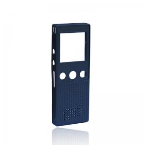 China Customized zinc die cast digital voice recorder shell on sale