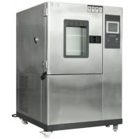 LCD Touch Temperature Humidity Test Chamber 304 Stainless Steel Sheet Material