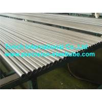 Custom Austenitic Stainless Small Diameter Seamless Steel Tubes GB/T 3090