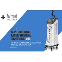 CO2 Fractional Laser Acne Scar Removal Machine , Wrinkle Removal