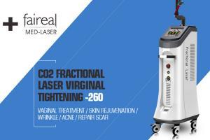 China CO2 Fractional Laser Acne Scar Removal Machine , Wrinkle Removal on sale