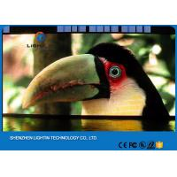 Commercial Full Color P5 HD Led Screen Rent Video Wall Displays 1 / 16 Scan