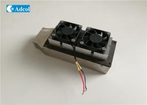 China Semiconductor Air Conditioner Thermoelectric Cooler For Enclosure on sale