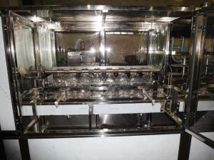 Quality 8 L o 600BPH (10 L) agua enjuague llenado tapado máquinas y equipos, monoblock 3 for sale