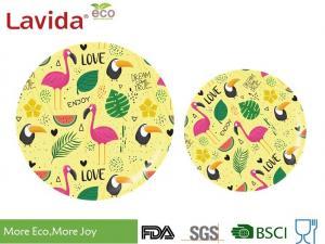 China Heat / Break Resistance Bamboo Dinnerware Dishwasher Safe Eco Friendly FDA LFGB EU Pass on sale