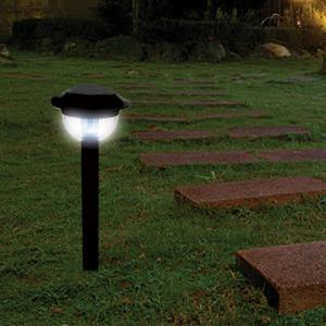 China classic model 4w solar led garden lights IP65 on sale