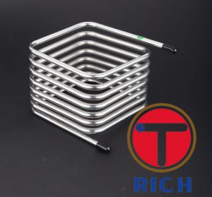 China Deeply Processed Products Stainless Steel Tube Astm A269 For Condenser on sale