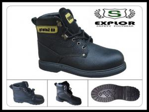 China steel toe work boots for men safety boots online shopping best work boots on sale