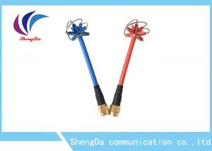 China FPV Model External Dual Band Antenna Omni Directional5.8G All - Around Remote UAV Receiving on sale