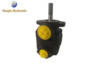 China Vickers V20 Series Hydraulic Gear Oil Pump / Single Gear Pump For Log Splitter on sale