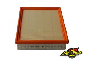 China Professional Ssangyong Air Filter , Engine Air Filter Replacement 23190-09001 2319009000 2319021001 on sale