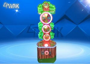 China 220V Amusement Game Machines , Shopping Mall Attractive Kids Lovely Lottery Game Machine on sale
