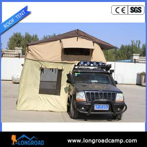 China 4X4 off road trailer campers on sale