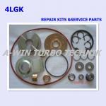 4LGK/equipos de reparación del turbocompresor del coche de Z para Scania Renault